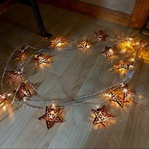 Star lantern string lights⭐️